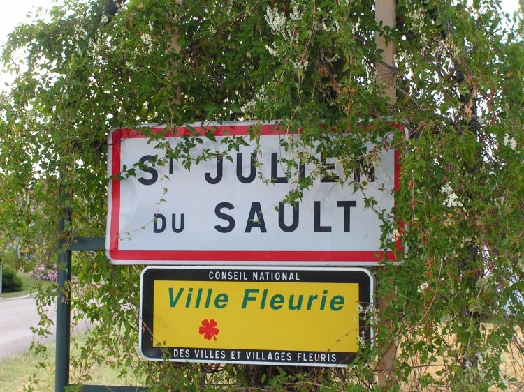 Saint Julien du Sault