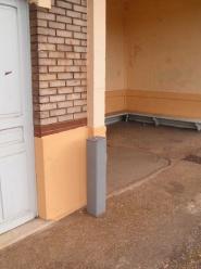 Composteur absent côté quai Laroche-Dijon