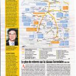 L'express du 16 avril 2009